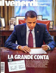 Il Venerdì di Repubblica - Aprile 2010