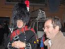 scozzese in kilt e cornamusa