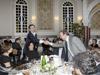 Il Presidente Pesigi saluta il sindaco di Gaeta Antonio Raimondi.