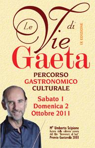 Le vie di Gaeta 2011